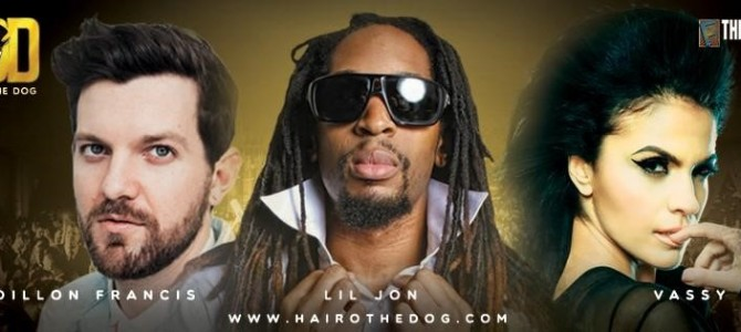 The Reasons Why You Should Catch EVERY Artist at Hair O' The Dog 2017